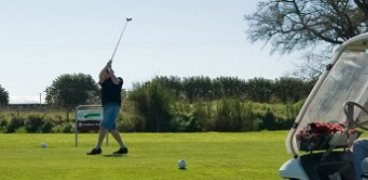 South Island Branch Golf Tournament