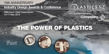 NZ Plastics Industry 75th Anniversary Conference & Industry Design Awards