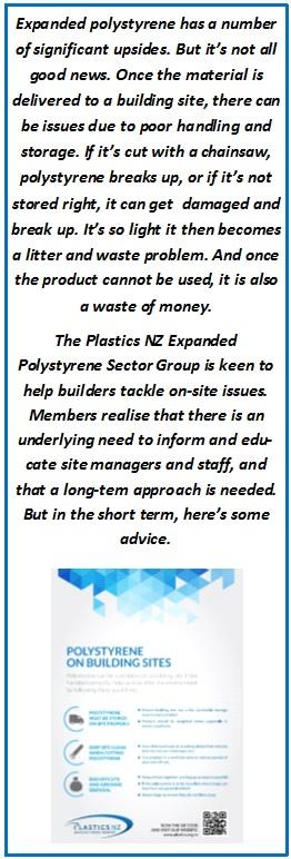 EPS News | Plastics New Zealand
