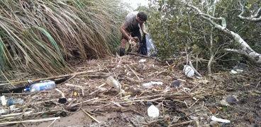 Keep New Zealand Beautiful Litter Cleanup