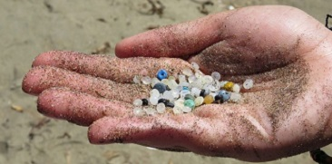 Plastic Pellets on Beaches and Operation Clean Sweep