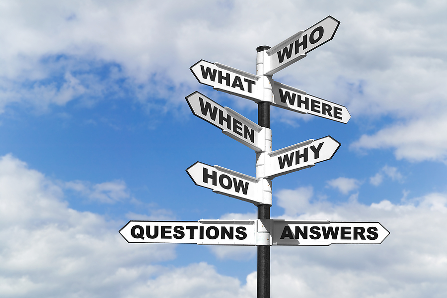 bigstockphoto Questions And Answers Signpost 4006719